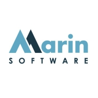 Logo der Firma Marin Software