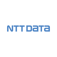 Logo von NTT Data